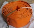 ống bạt vàng cam