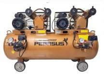 Máy nén khí dây đai PEGASUS TM-V-0.25/8×2-3HPx2-230L