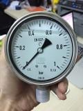 Đồng hồ đo áp suất 0-1bar