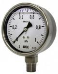 Đồng hồ đo áp suất dầu 100mm