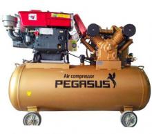Máy nén khí chạy bằng dầu Diesel TM-W-2.0/12.5 -500L
